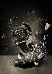 Что такое противоударность часов? Противоударные часы