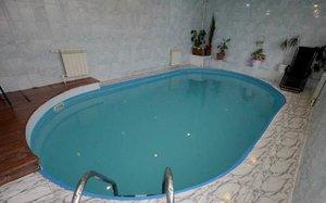 Баня с бассейном – недорого в Туле