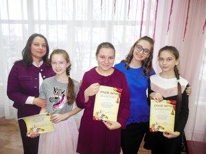 Итоги ежегодного школьного конкурса фортепианных ансамблей и концертмейстерского мастерства «Весенняя мозаика»