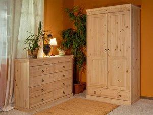 Заказать шкаф из массива благородного дерева в Вологде