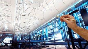 Расчет и монтаж систем вентиляции и кондиционирования в Вологде
