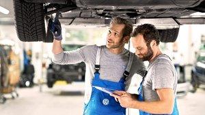 Ремонт автомобилей Volkswagen в Вологде