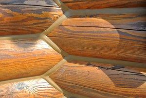 Утепление стен деревянного дома по уникальной технологии Теплый шов