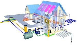 Автономное водоснабжение частного дома «под ключ» вВологде