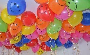 Большой выбор воздушных шаров