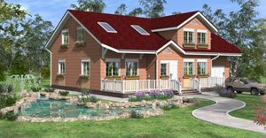 Проекты домов из сип-панелей в Туле