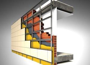 Монтаж вентилируемых фасадов от лучших специалистов