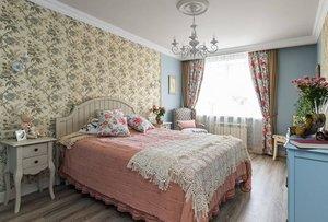 Спальня с мебелью в стиле Прованс
