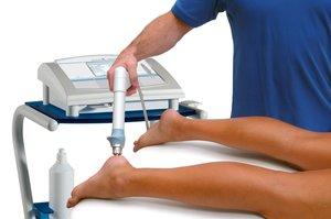 Применение ударно-волновой терапии для лечения пяточной шпоры