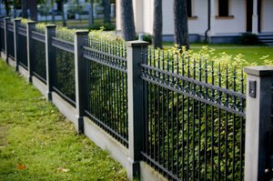 Изготовим металлическую ограду быстро и недорого!