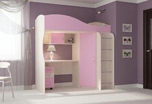 Корпусная и мягкая мебель для детской комнаты