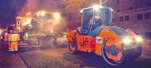 Дорожно-строительные работы в Вологде