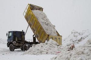 Заказать услуги по вывозу снега в Вологде