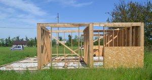 Выполнена строительная экспертиза оценки качества и стоимости незавершённого строительства жилого каркасного дома