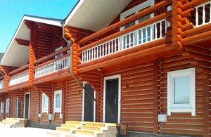 Проводим работы по герметизации деревянных домов