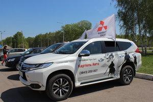 Mitsubishi Pajero Sport вызвал ажиотаж среди покупателей