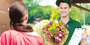 Заказ цветов с доставкой на дом Череповец