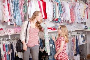 Магазин модной детской одежды в Череповце