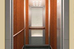 Замена лифта в жилом доме г. Череповец