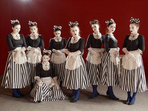 Концерт ансамбля Spokane's girls в Ясной Поляне
