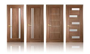 Широкий выбор межкомнатных дверей.