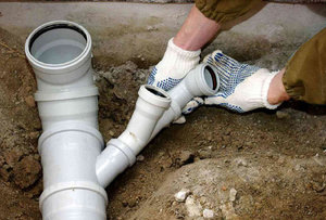 Заказать установку канализации в Вологде