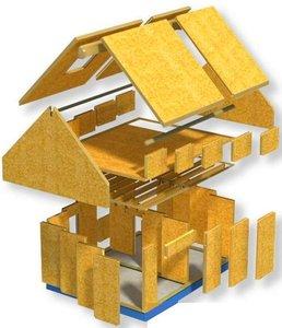 Строительство домов из сип-панелей в Туле