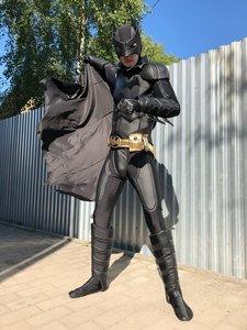 Бэтмен на детский праздник