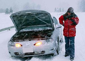 Экстренный запуск двигателя и отогрев авто во Владивостоке