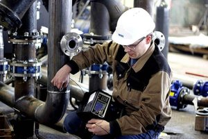 Неразрушающий контроль металла и сварных соединений трубопроводов и оборудования.