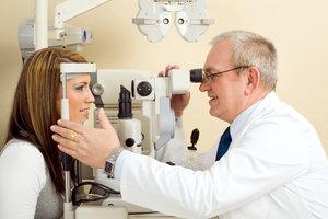 Записаться на прием офтальмолога в Вологде