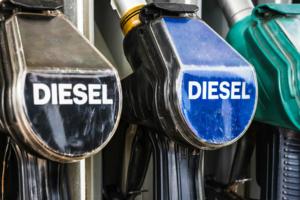 Цена дизельного топлива Вологда