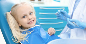 Запись на осмотр в детскую стоматологию в Вологде