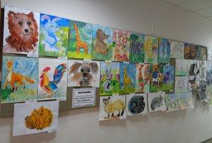 Помощь в организации детских выставок в Вологде