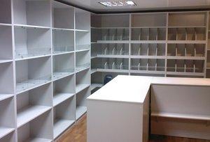 Изготовление мебели для торговых организаций. Торговое оборудование