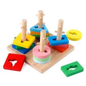 Деревянные развивающие игрушки в Череповце