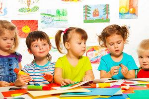 Частный детский сад Росток - филиалы по всему городу!