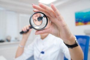 Вы давно проверяли свое зрение?