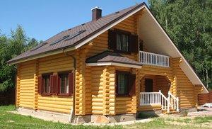 Утепление деревянного дома в Вологде