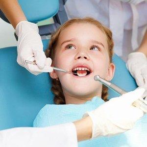Лечение кариеса временных зубов у детей