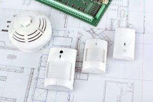 Разработка проекта охранно-пожарной сигнализации