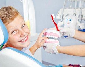 Прием детского стоматолога в Череповце