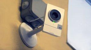 Продажа и монтаж ip камер видеонаблюдения