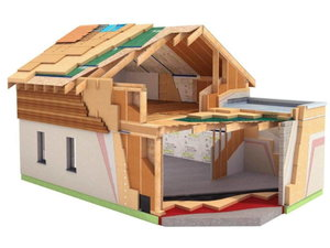 Грамотное утепление деревянного дома в Череповце