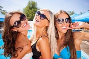 Скидки до 50% на солнцезащитные очки!