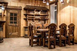 Мебель из массива на заказ в Вологде
