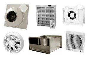 Системы бытовой вентиляции