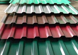 Купить профлист для крыши в Орске