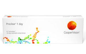 Контактные линзы Cooper Vision - виды и преимущества