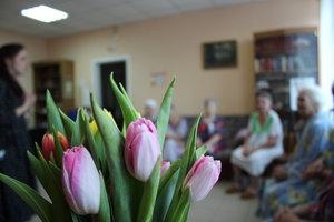 В преддверии самого нежного и весеннего праздника 8 Марта прошли праздничные концерты для милых женщин.